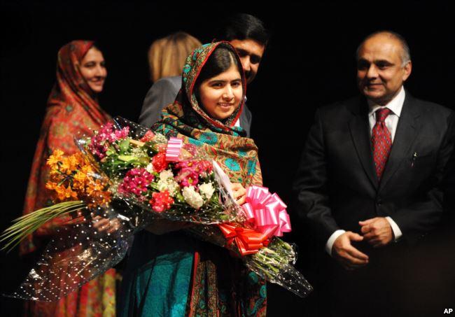 Malala Yousafzai Named UN Messenger of Peace