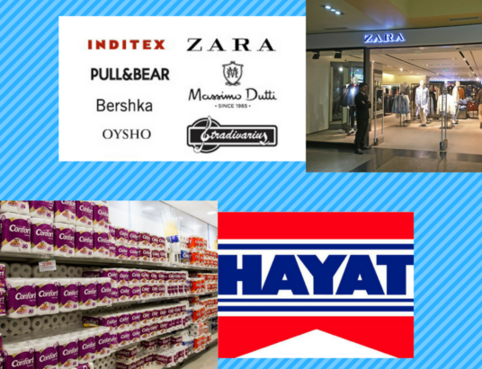Boost for Pakistani retail sector: Entry of Hayat Group and Inditex Group