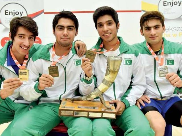 pakistan-junior-squash-team