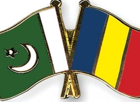 Pakistan-Romania to enhance bilateral ties - Pakistan Shining