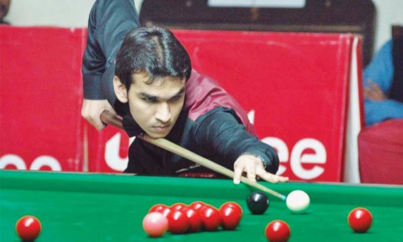 Wait ends as Pakistan wins Asian Snooker Championship Pakistan Shining