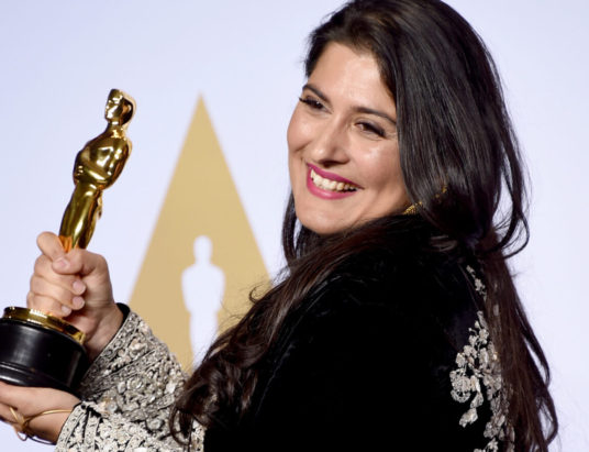 Sharmeen Obaid-Chinoy bags another international award