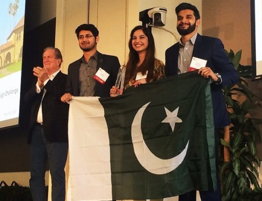 Pakistani student bags bronze medal in international chemistry competition