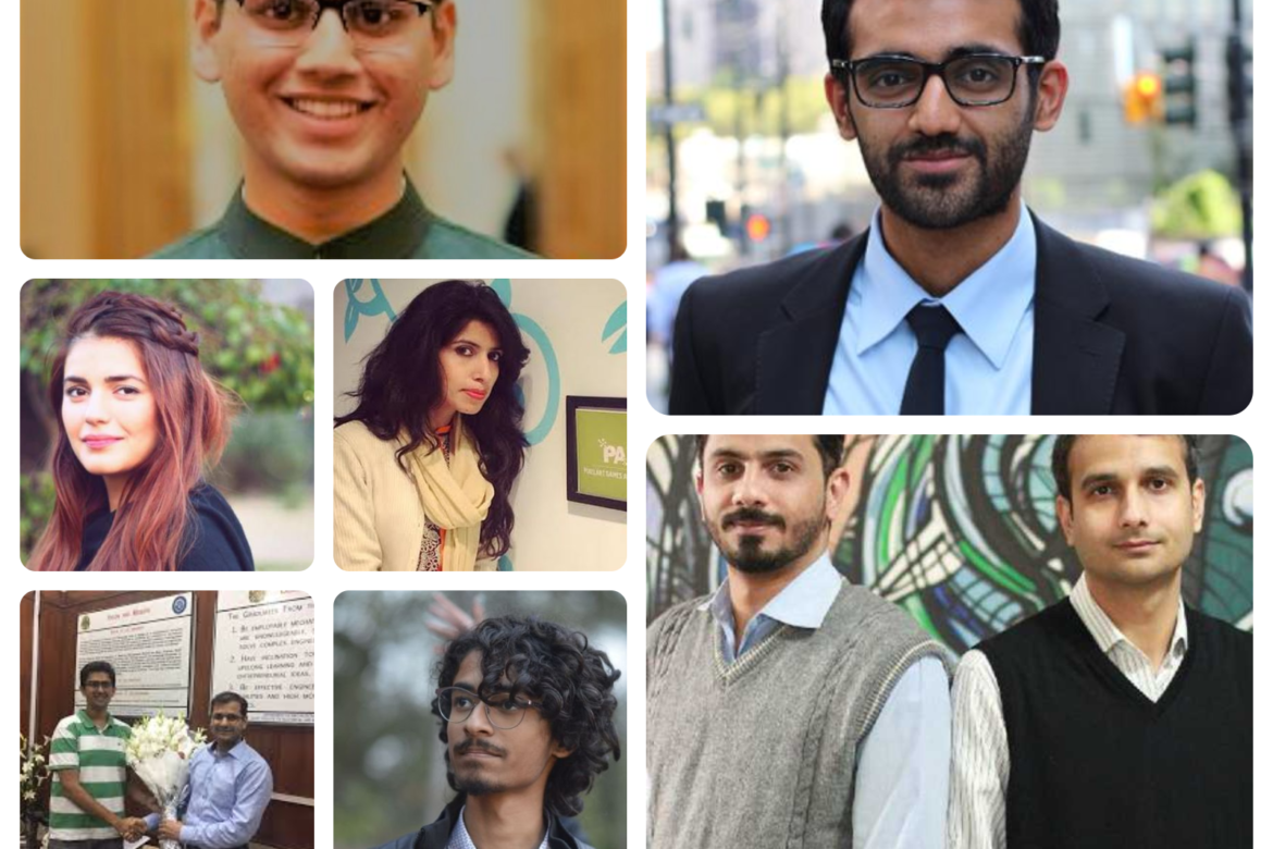 Nine Pakistanis featured in Forbes Asia 30 Under 30 2018 list