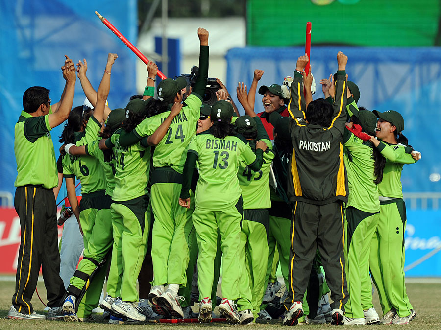Pakistan Women cricket team crush Sri Lanka 3-0 in ODI series