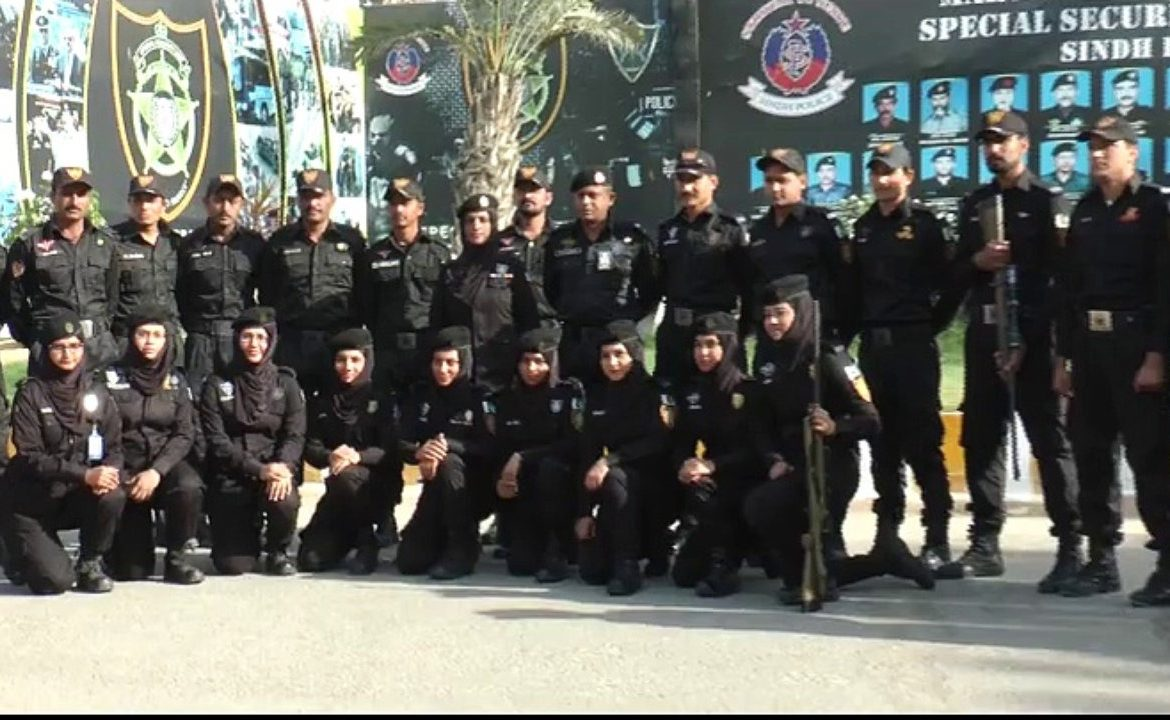 Pakistani DSP Shahida Nasreen wins 1st position at International Women in Policing Conference 2018