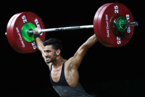 Pakistani weightlifters win bronze medals at Commonwealth Games 2018