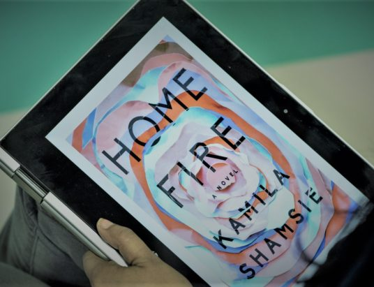 kamila shamsi wins award 2018 for her book home fire